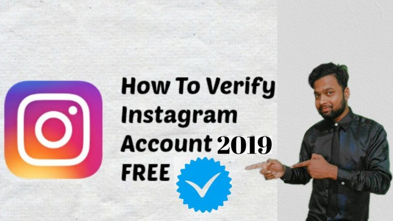 how To Get Blue Badge On Instagram