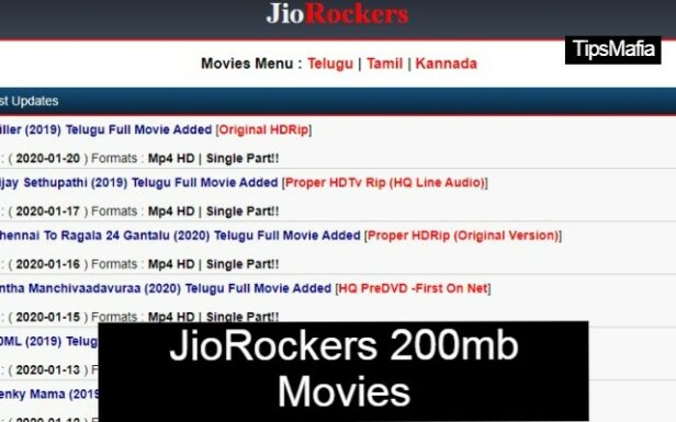 Jio Rockers – Tamil Telugu Movies Download