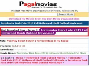 Pagalmovies 2021 - Illegal HD Movies Download Website