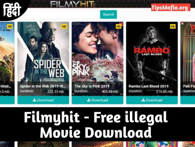 Filmyhit 2021 – Punjabi | Bollywood | Hollywood Movies Download 720p