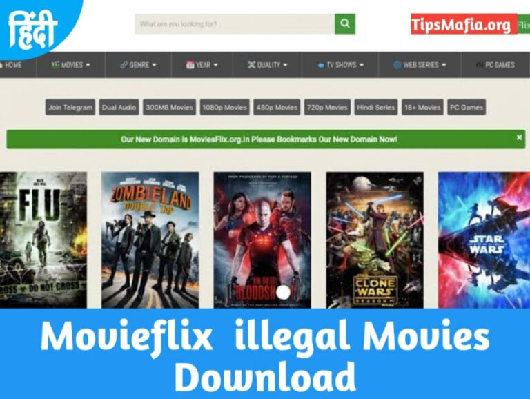 Moviesflix 2021: Free Download Hollywood and Bollywood Movies in HD